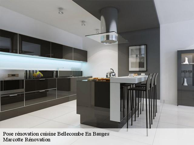 Rénovation cuisine  bellecombe-en-bauges-73340